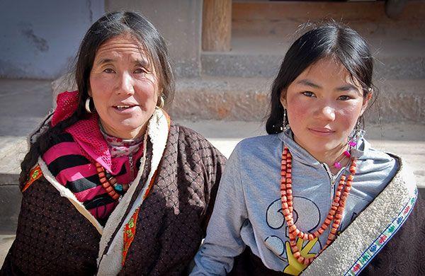 Programa para Mujeres Tibetanas