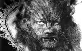 """Hey! That's the beast from Jean Cocteau's """"Beauty and the Beast""""! He kind of looks like a Persian tabby!"""