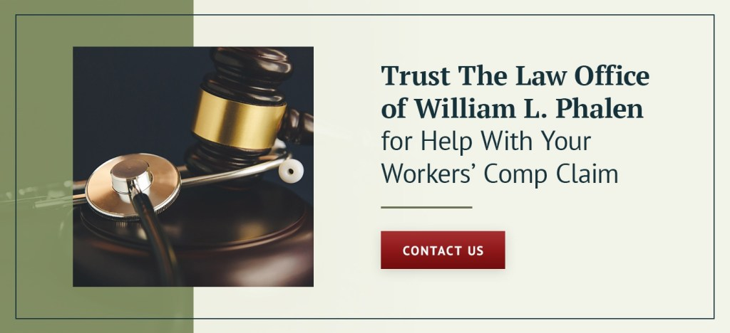 Contact the Law Office of William L. Phalen
