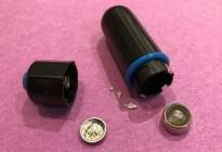Doc Johnson Optimale Vibrating Cock Ring Bullet Vibe Battery Failed