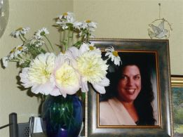 In loving memory of our 5 of 7: Michaela Marie Hall 12/22/64-02/09/2012