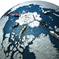 Kho báu ở Bắc Cực và Cuộc Chiến tranh Lạnh mới