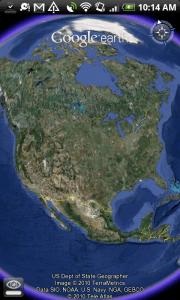 thumb 400 Google Earth 2 - Google Earth para celulares Android