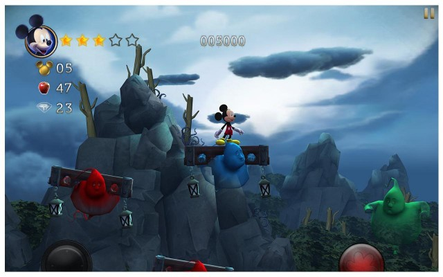 Castle of Illusion Android 2