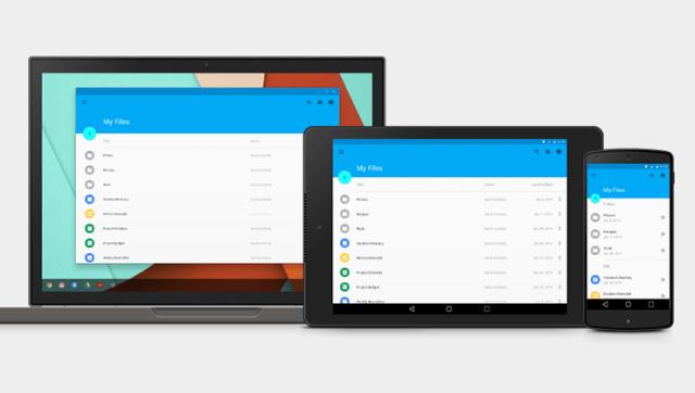 Google IO Android L