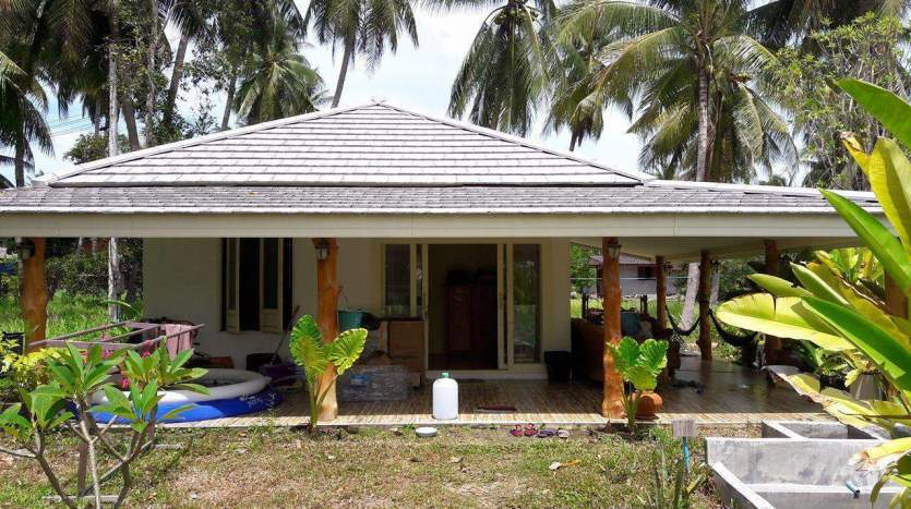 Phangan real estate -Lovely little Koh Phangan house for sale