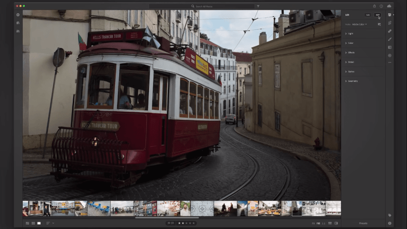 Download Adobe Photoshop Lightroom CC 2019 Crack - Tính năng mới