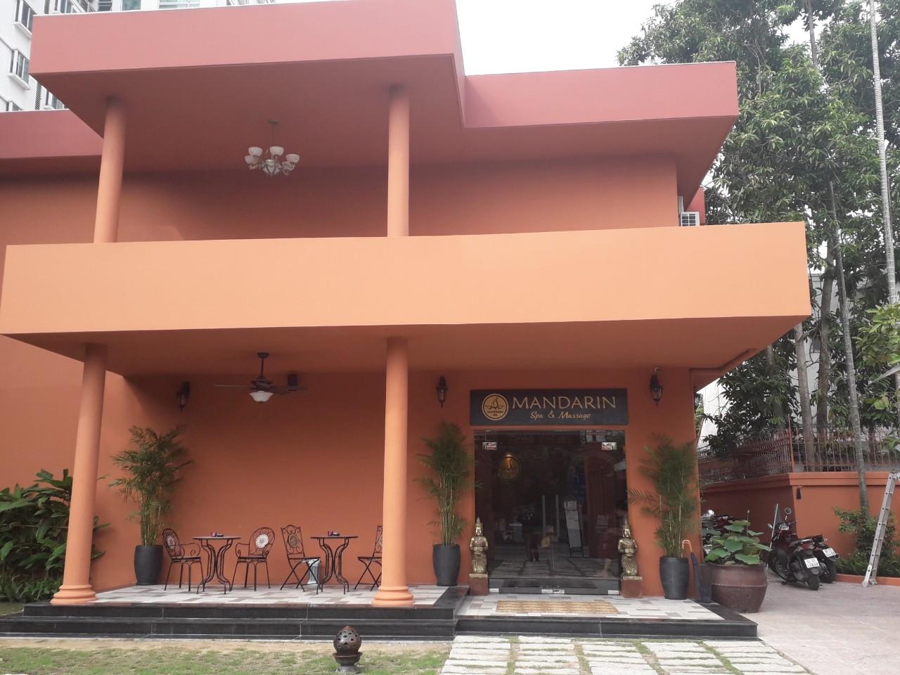 Khách hàng ZinSpa – Mandarin Spa & Massage