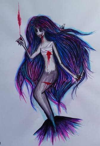 Twisted Mermaid by Verity Webster, 2014-2015