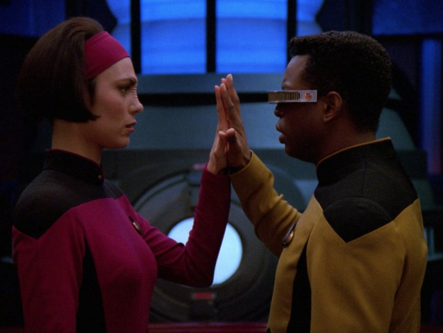 "Star Trek: The Next Generation ""The Next Phase"""