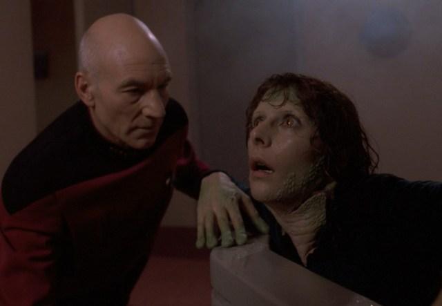 "Star Trek: The Next Generation ""Genesis"""