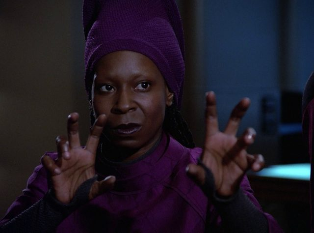 "Star Trek: The Next Generation ""Q Who"""
