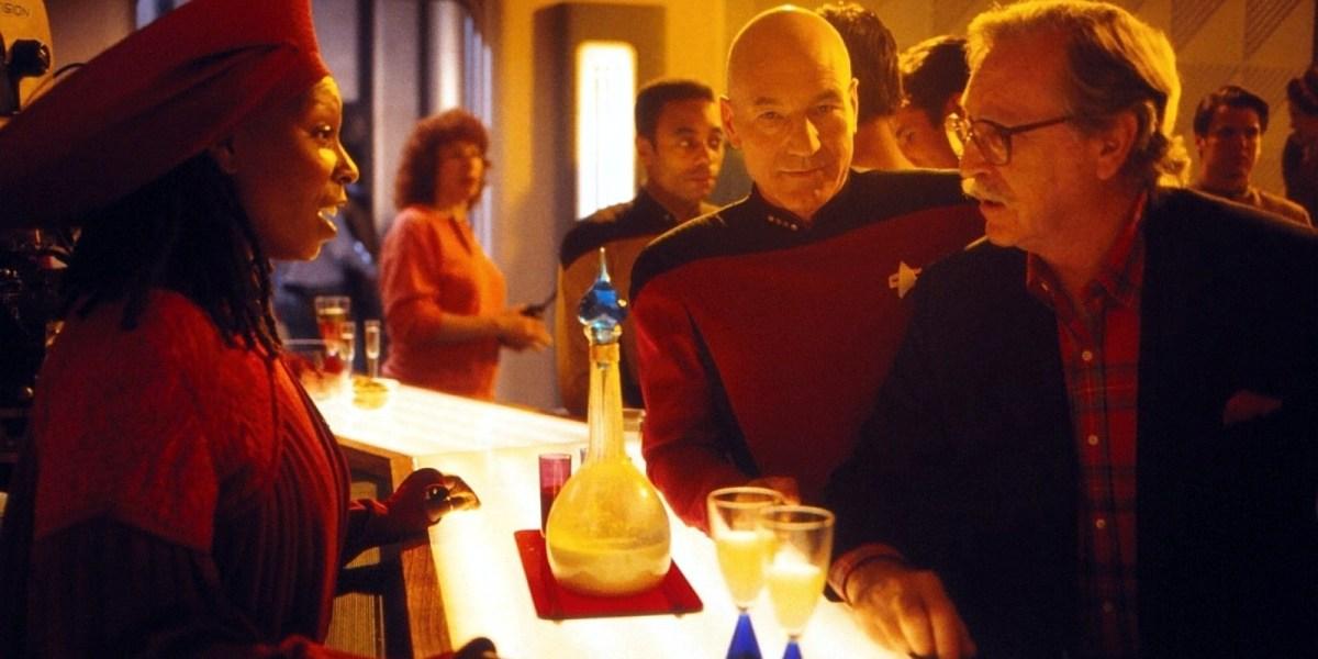 Behind the Scenes of Star Trek