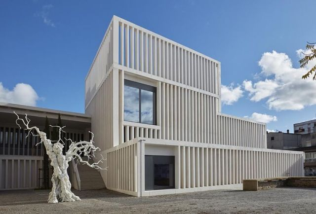 Helga de Alvear abre su museo en Cáceres, la mayor colección privada expuesta en Europa | Arte