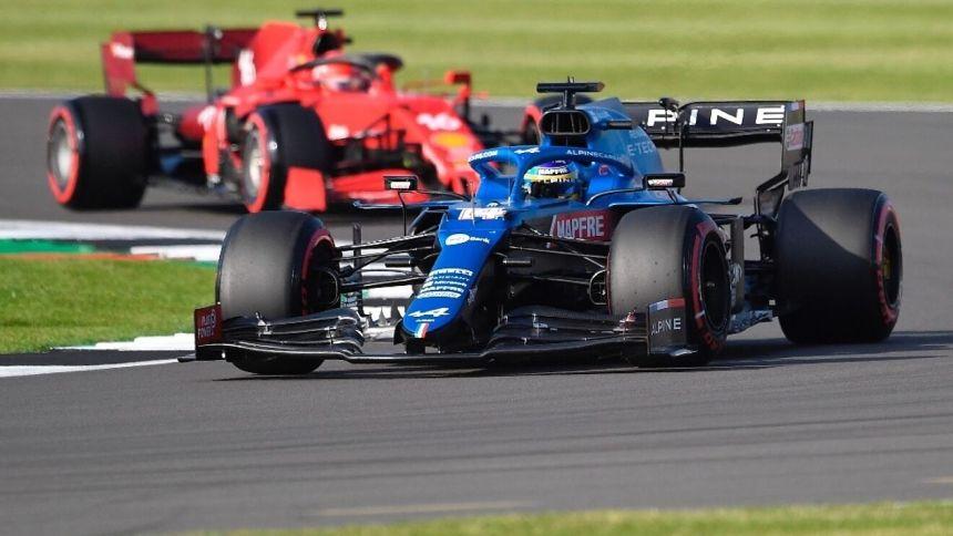F1 British GP 2021: Formula 1's 2021 British GP Sprint Qualifying:  Verstappen claims pole | Marca
