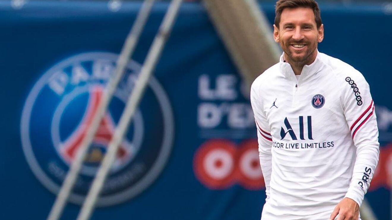 Debut de Messi: «Veremos cómo está y definiremos si juega mañana»