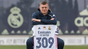 Real Madrid – La Liga: Kroos: I try to strive for perfection