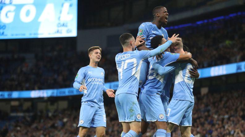 Premier League: El baby Manchester City golea al Wycombe del 'gordo'  Akinfenwa | Marca