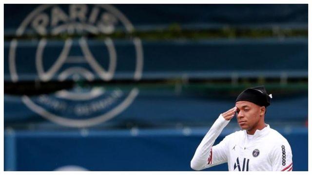 Mbappe PSG Real Madrid Leonardo