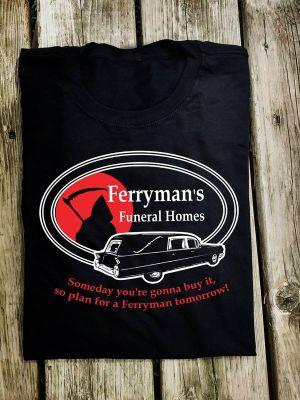 PCS004 Ferrymans Funeral
