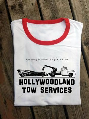 NELS009-Hollywoodland Tow Services Batmobile