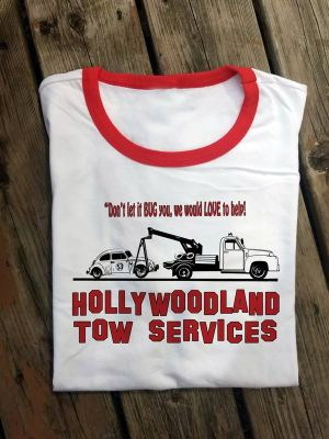NELS010-Hollywoodland Tow Services Herbie