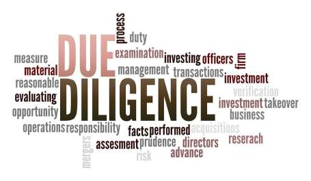 Difference between Due-Diligence and Audit with its comparison.