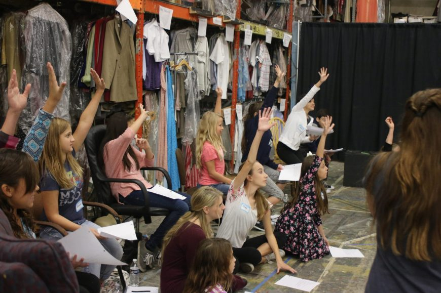 Saturday Mornings: The Foundation of Acting