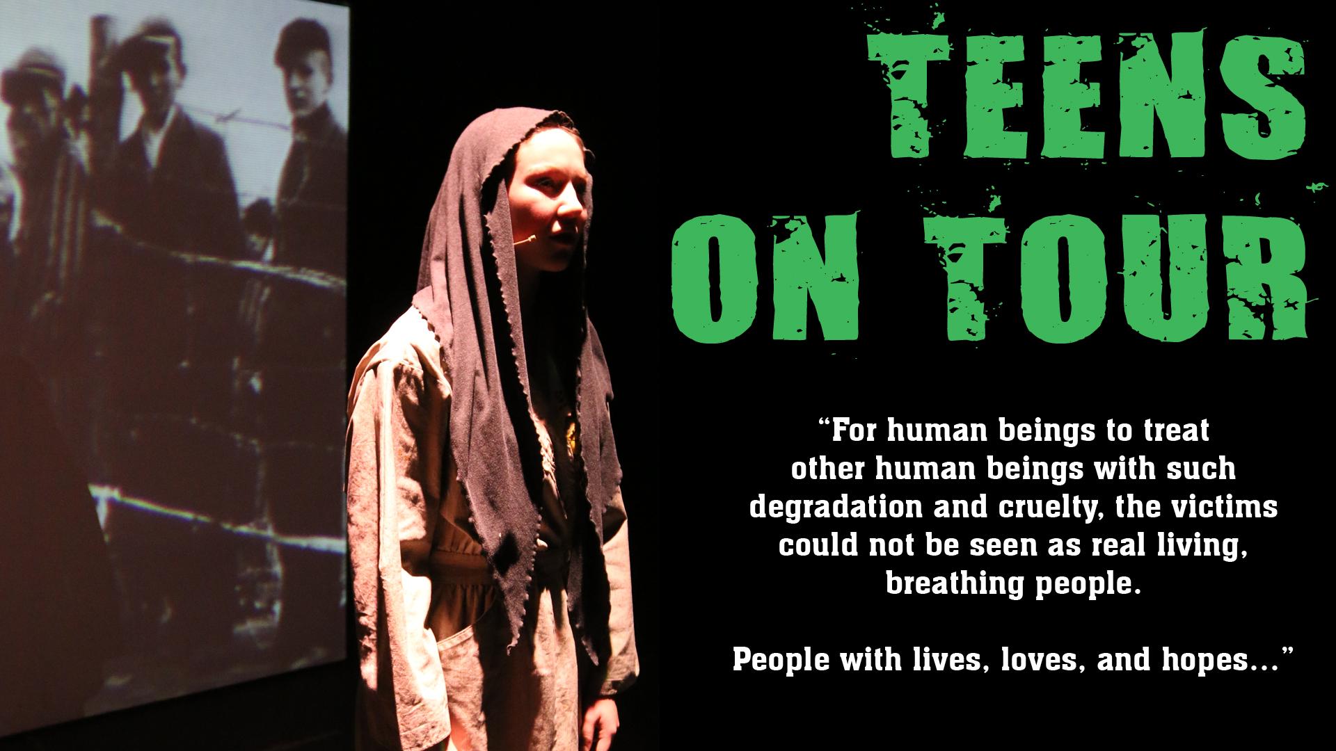 WAA TV Images Teens on Tour ava holocaust 2