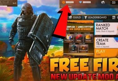 Free Fire Mod Apk latest version 1.25.3