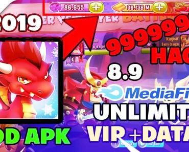 dragon city hack apk 8.9