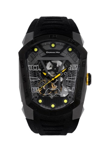 batman justice league dorian ho collection phantoms collaboration super hero automatic mechanical watch