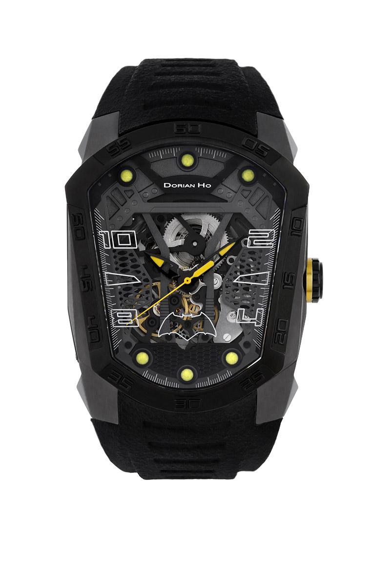 batman justice league dorian ho collection phantoms collaboration super hero automatic mechanical watch