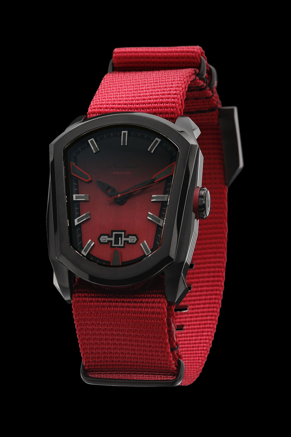 PHTW402 Phantoms inferno Spectrum miyota automatic mechanical watch