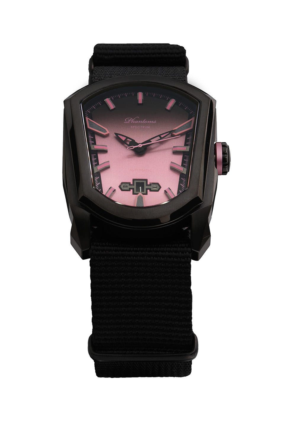 PHTW405 Phantoms rose pink Spectrum miyota automatic mechanical watch