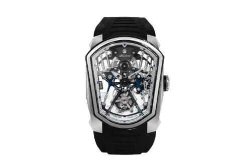 azure palace phantoms tourbillon chinese tourbillon skeletonized watch