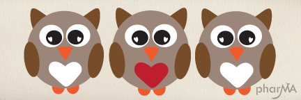 Free Cute Fall Owl Wallpaper
