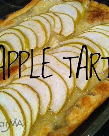 Quick & Easy Apple Tart