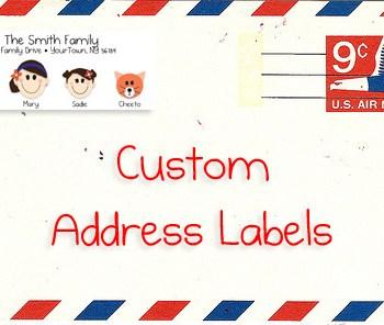 Custom Label GIVEAWAY!