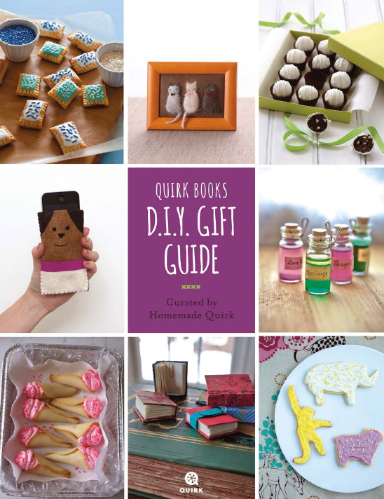 Quirk Book DIY Gift Guide