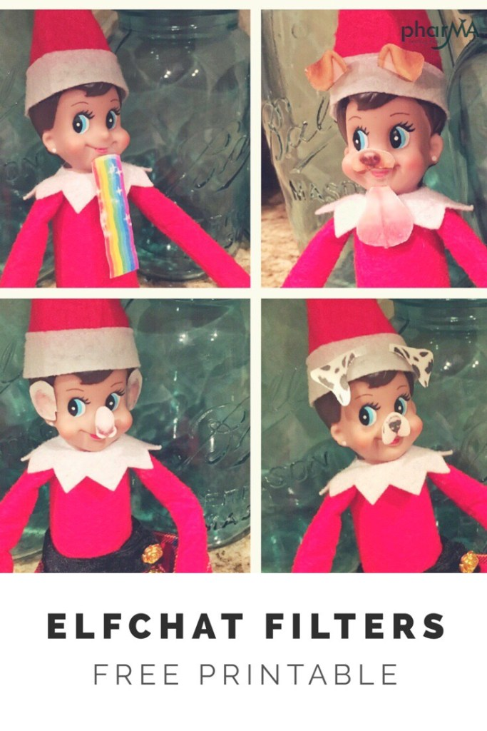 Elfchat Filters Free Printable
