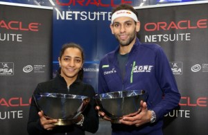 Mohamed and Raneem win San Francisco Finals