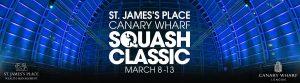 Canary Wharf – Shorbagy Champ!