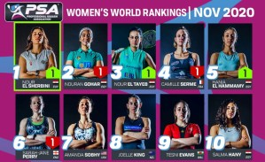Sherbini & Farag are back to No1