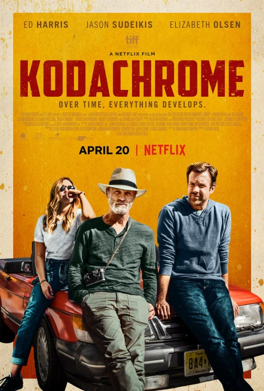 Kodachrome, 2017 Film Afişi