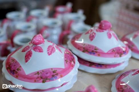 Porcelain Factory Company Corporate Photos