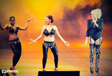 Ajda Concert Harbiye Open Air Theatre Event Photos