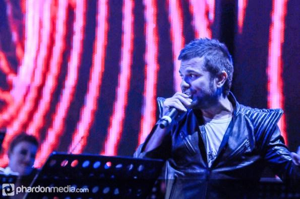 Kenan Dogulu Concert Galatasaray Island Event Photos