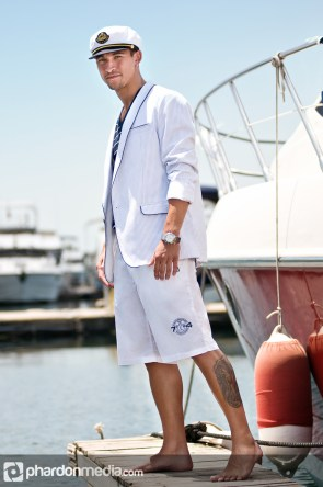 Business Magazine Yacht Fashion Photos