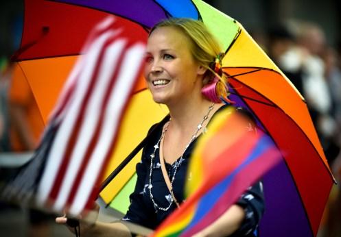 Sweeden Stockholm LGBT Pride